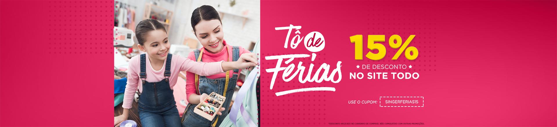 Banner Férias