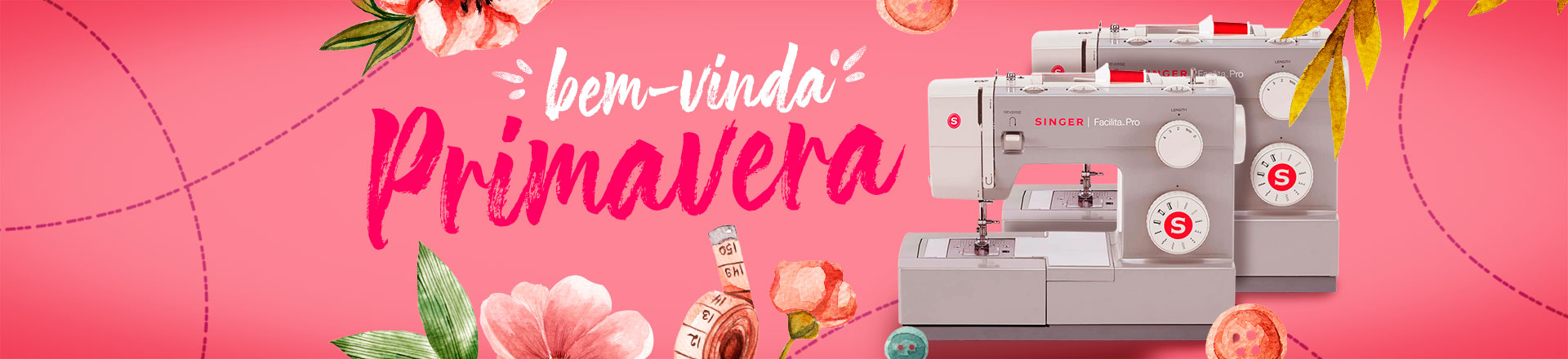 Banner Primaveira